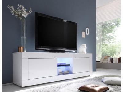 Meubles tv hifi for Meuble tv hauteur 50 cm
