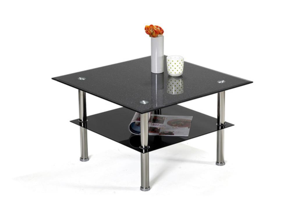 table basse bilbo noir paillete. Black Bedroom Furniture Sets. Home Design Ideas