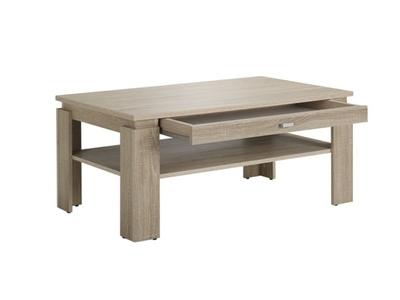 Table basse 1 tiroir Hannibal