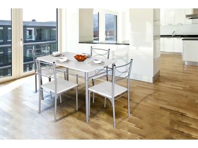 Table + 4 chaises Tuti
