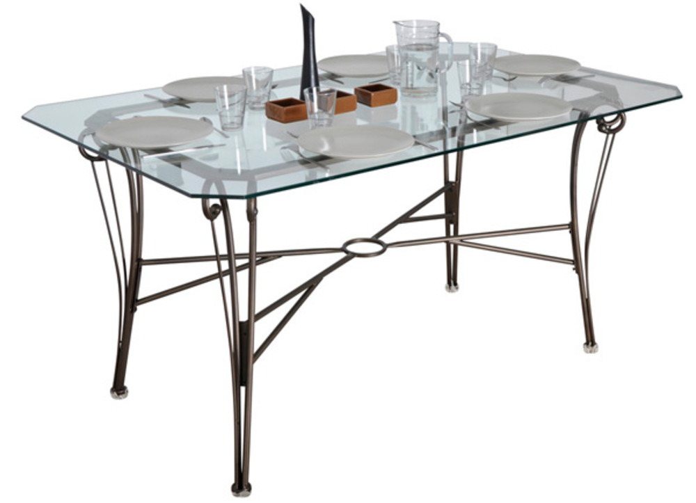 Table De Repas Cafe Bronze
