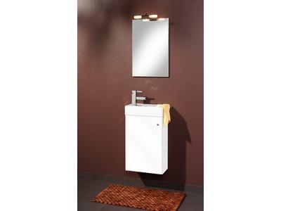 Element bas + miroir Sologna