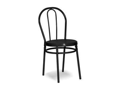 chaise bistrot noir. Black Bedroom Furniture Sets. Home Design Ideas