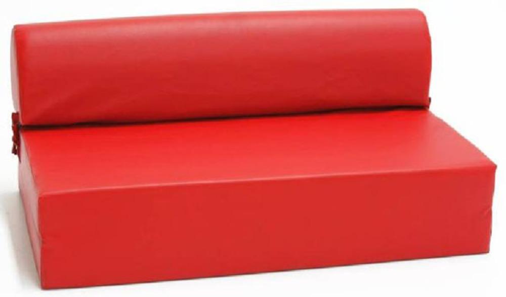 chauffeuse 2 places skiline rouge. Black Bedroom Furniture Sets. Home Design Ideas