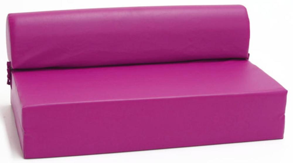 chauffeuse 2 places skiline fushia. Black Bedroom Furniture Sets. Home Design Ideas