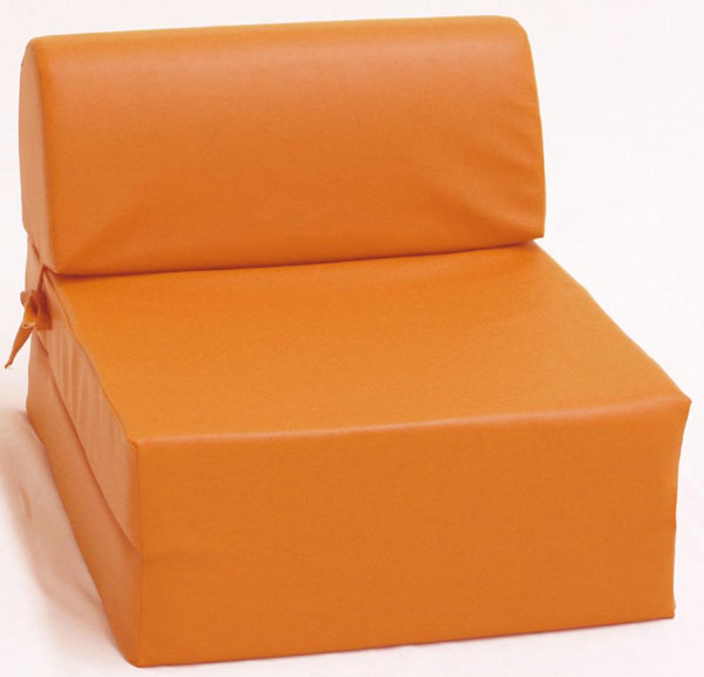 chauffeuse skiline orange. Black Bedroom Furniture Sets. Home Design Ideas