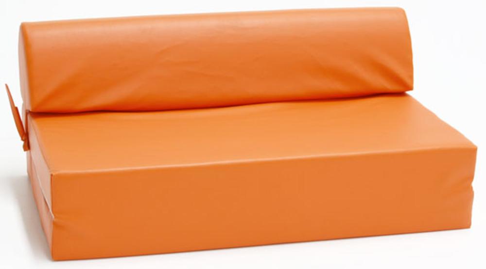 Chauffeuse 2 Places Skiline Orange