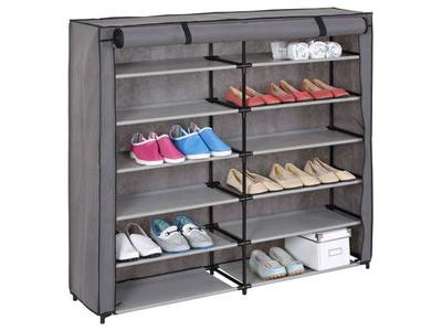 meuble chaussure viola gris fonc. Black Bedroom Furniture Sets. Home Design Ideas