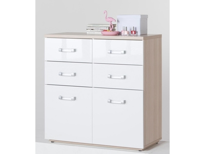 Commode 6 tiroirs Calisma