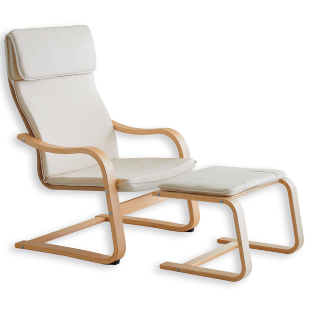 Chaise relax ikea ikea stocksund chaise longue year for Chaise rocking chair ikea