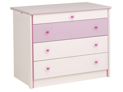 Commode 4 tiroirs Mademoiselle