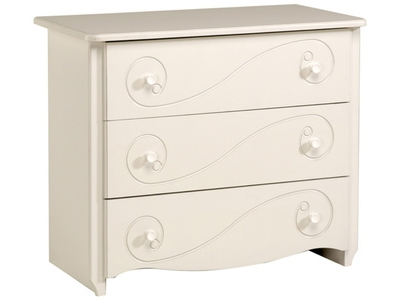 Commode 3 tiroirs Alice