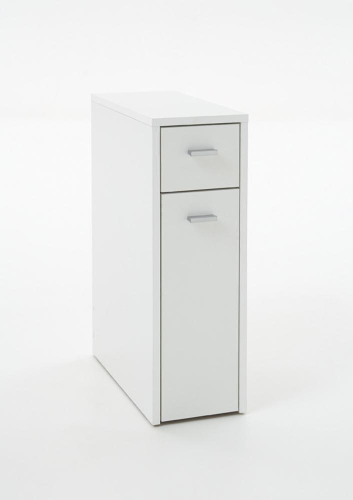 Meuble de salle de bain denia blanc for Combut meuble salle de bain