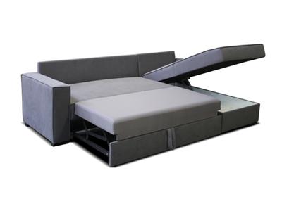 Canape d'angle convertible et reversible Lormont