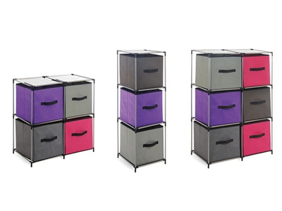 Etagere 3 cases Sienna