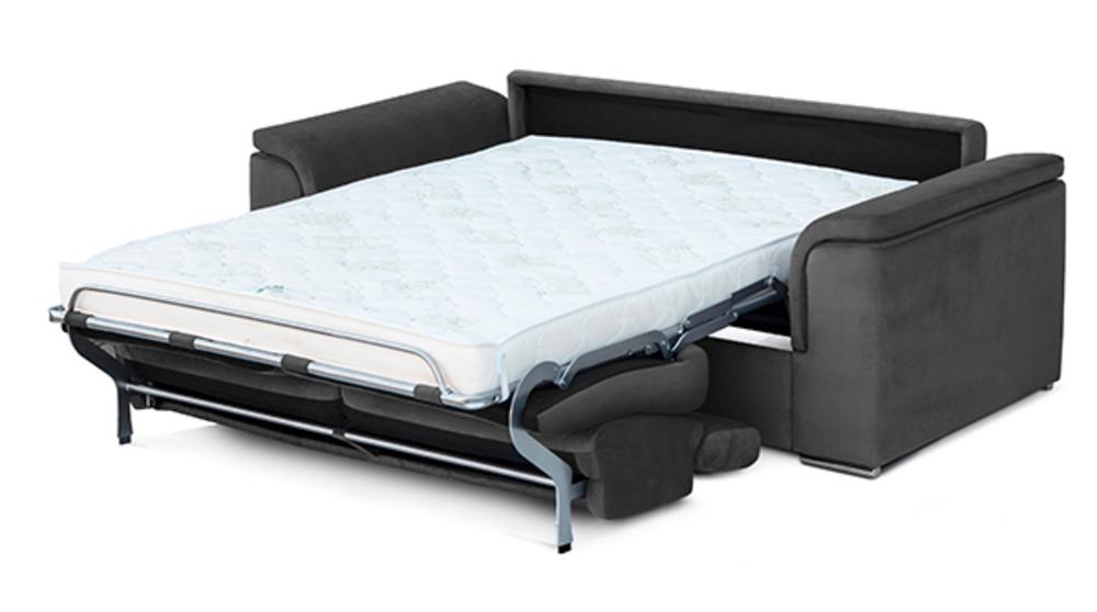 canape convertible avec couchage en 140 antigua - Canape Lit 140