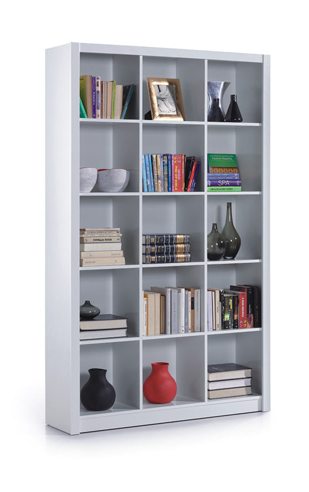 etag re zanzibar blanc brillant l 114 x h 196 x p 30. Black Bedroom Furniture Sets. Home Design Ideas