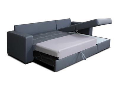 Canapé d'angle convertible et réversible Mediolan