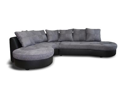 Canapé d'angle à gauche Jalis