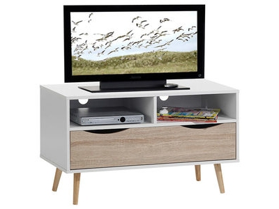 Meubles tv hifi for Meuble tv tres fin