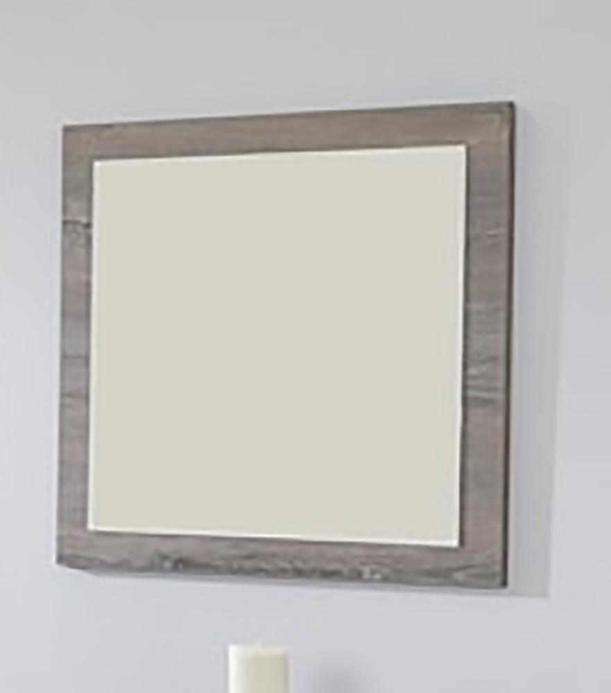Miroir bologna chene brun for Miroir sejour
