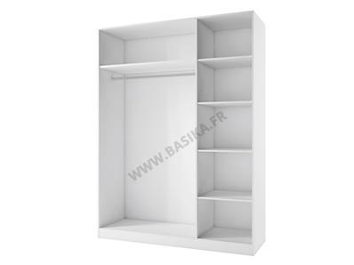Armoire 3 portes White