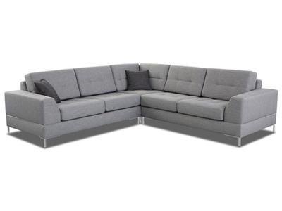 Canapé d'angle réversible Bellagio