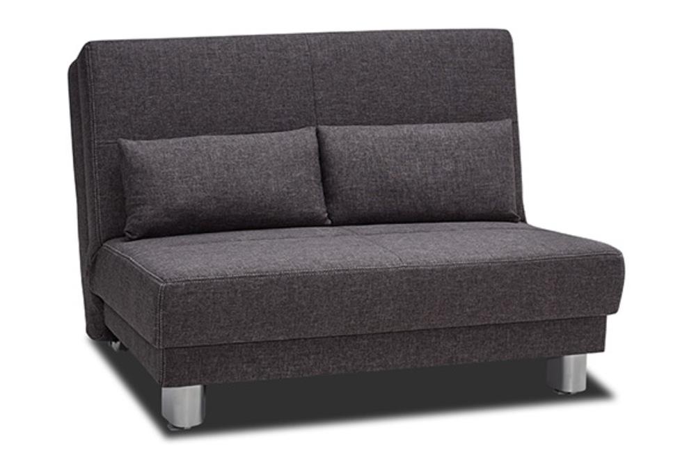 bz en 120 cm enzo gris. Black Bedroom Furniture Sets. Home Design Ideas