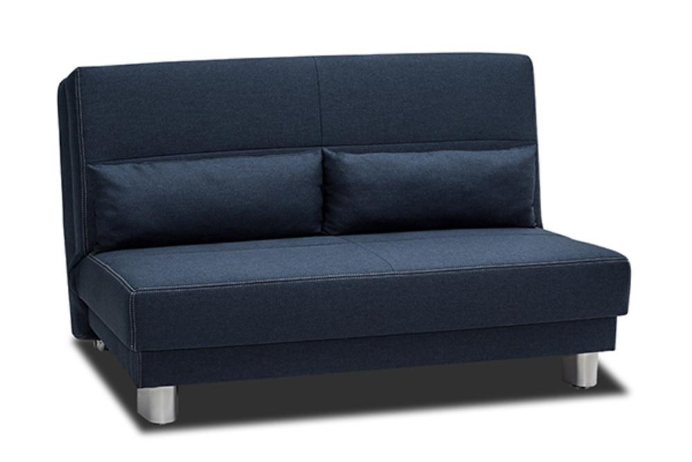 bz en 140 cm enzo bleu. Black Bedroom Furniture Sets. Home Design Ideas