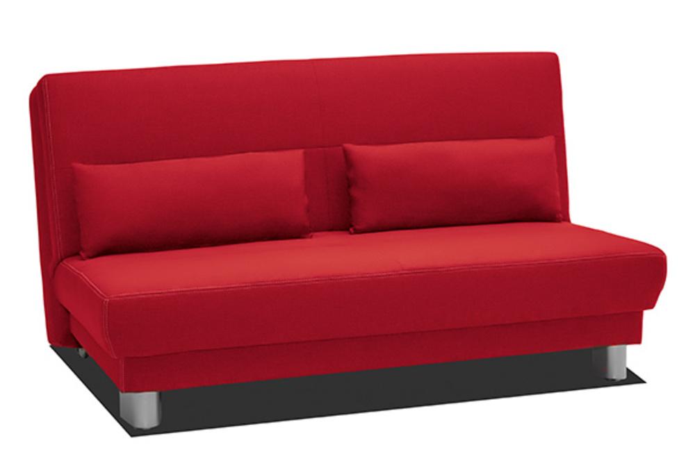 bz en 160 cm enzo rouge. Black Bedroom Furniture Sets. Home Design Ideas