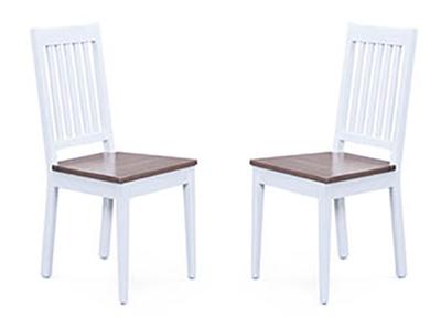 Lot de 2 chaises Westerland
