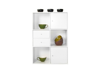 EtagÈre 6 tablettes Optima