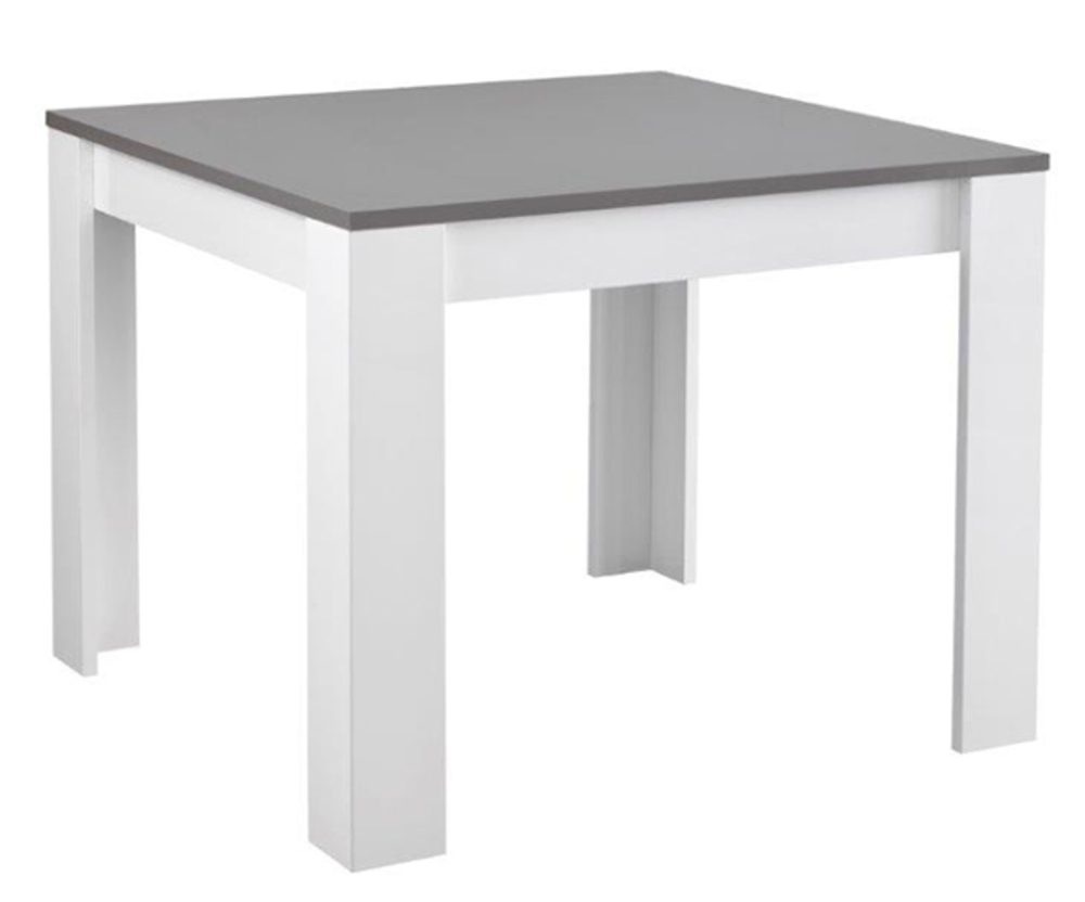 Table grise for Table a manger grise
