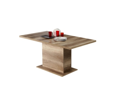 Table de repas rectangulaire extensible Portland