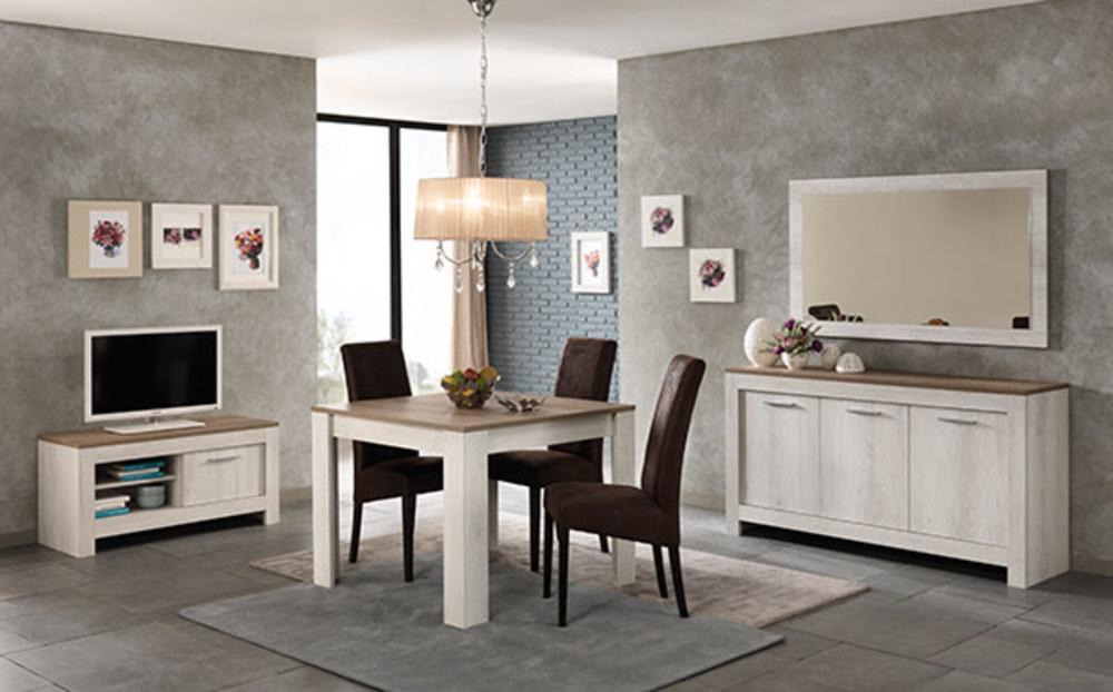 vitrine padova chene blanchi chene brun. Black Bedroom Furniture Sets. Home Design Ideas