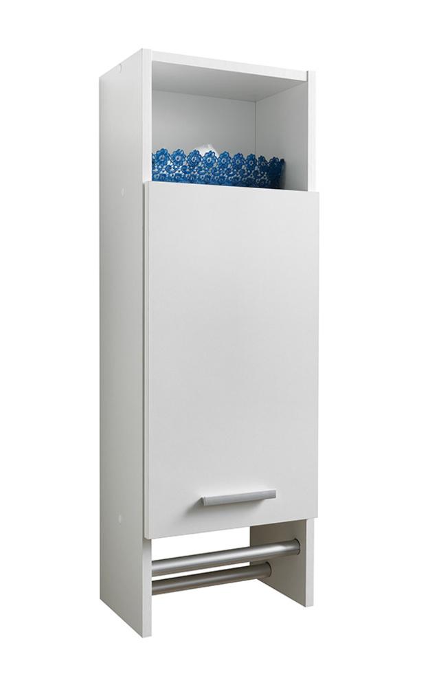 Element haut motril 1 blanc - Element haut salle de bain ...