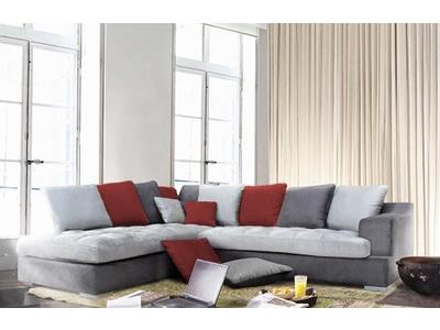 Canapé d'angle à gauche Majorca