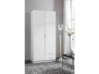 Armoire 2 portes +  2 tiroirs