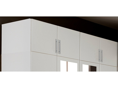 Surmeuble pour armoire 4 portes