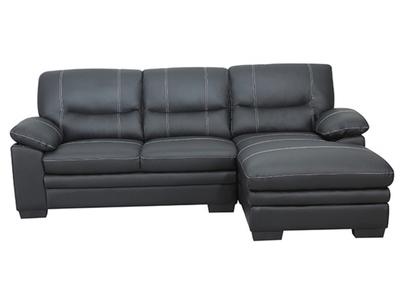 Canapé d'angle à droite Martin