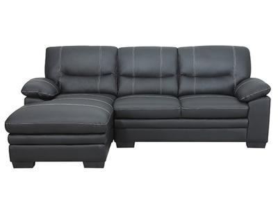 Canapé d'angle à gauche Martin