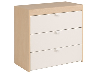 Commode 3 tiroirs Paperfly