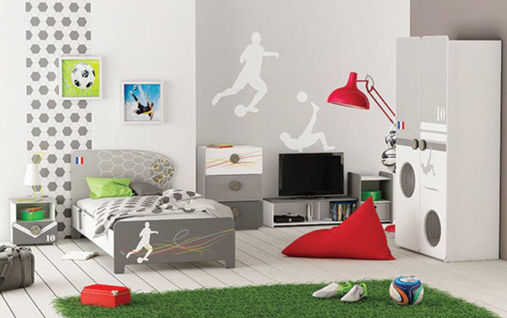 chevet foot blanc perle. Black Bedroom Furniture Sets. Home Design Ideas