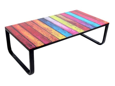 Table basse Rainbow