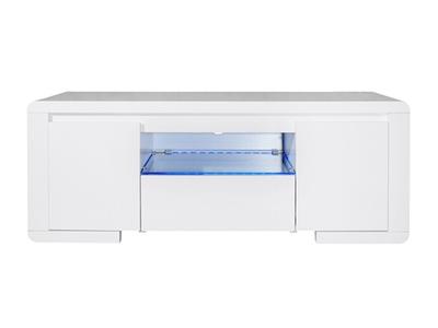 Meuble tv 2 portes 1 tiroir Tuny