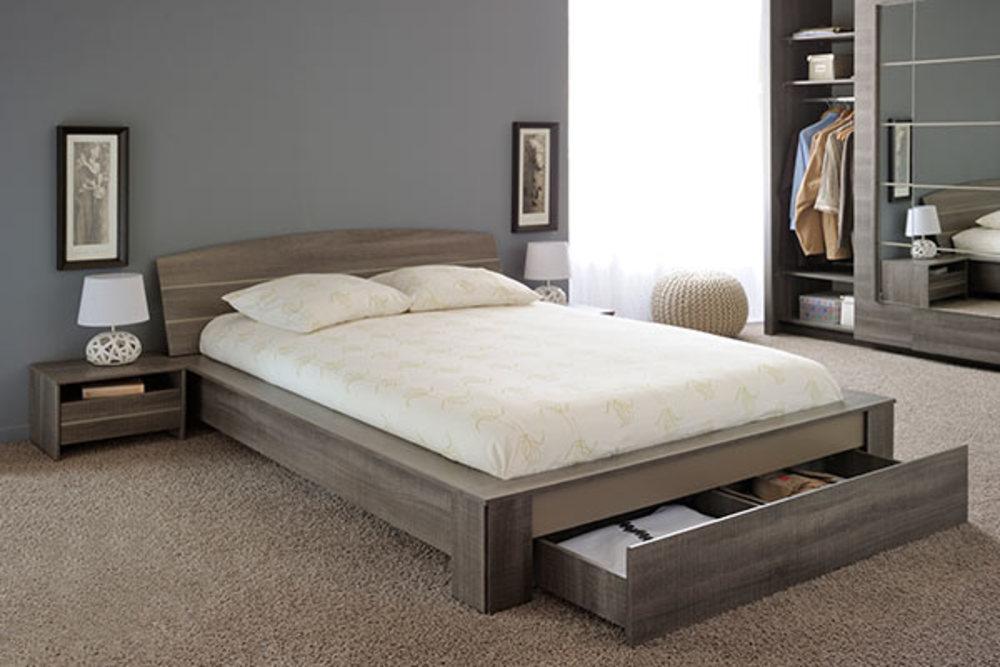 meuble chambre conforama - Chambre A Coucher Conforama