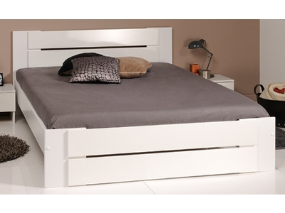 lits adultes. Black Bedroom Furniture Sets. Home Design Ideas