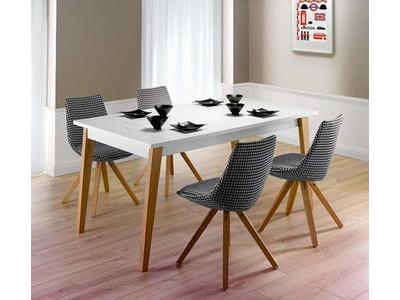 Table de repas extensible