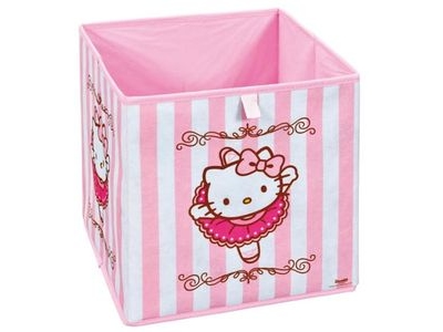 Panier pliable Hello kitty ballerina
