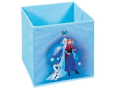 Panier pliable Disney 2 bleu